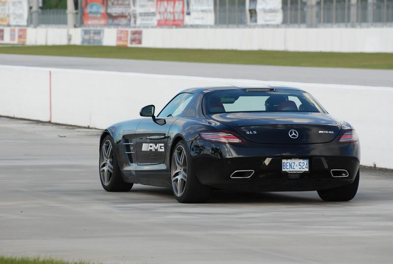 2012 SLS AMG Coupe